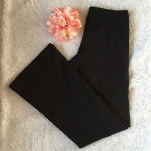 Lululemon black 🖤 reversible yoga pants